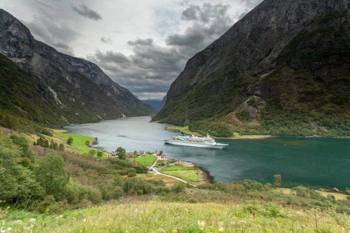 Cruise Fjords Norway