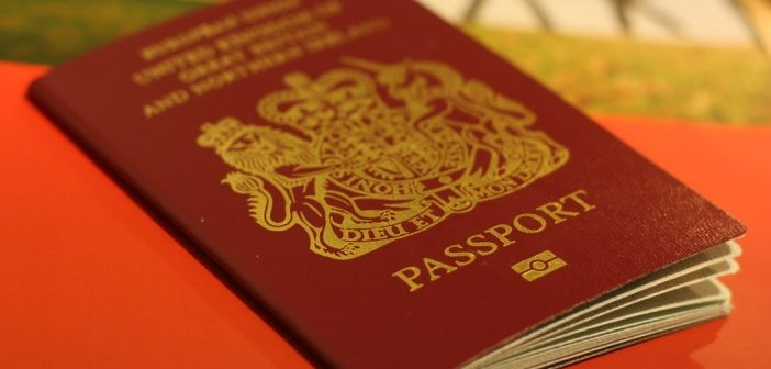 Passport - Chris Fleming