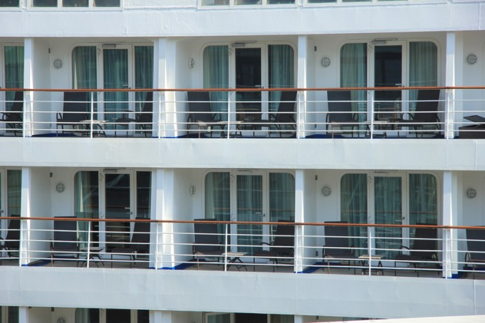 Which Cruise Ships Have the Largest Cabins?