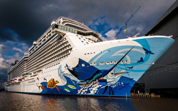 Norwegian Escape - Arno Redenius