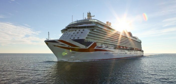 P&O Cruises Britannia Courtesy of P&O Cruises Press Pictures