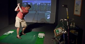 cruise ships golf simulators