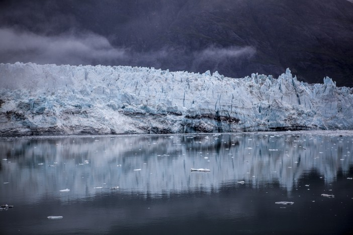 Voyage Through the Alaskan Glaciers with Princess Cruises