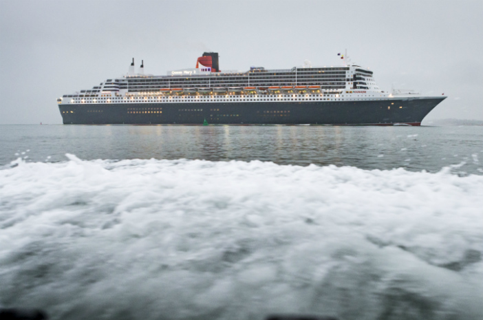 Cruise Miss tells us about her return aboard Queen Mary 2