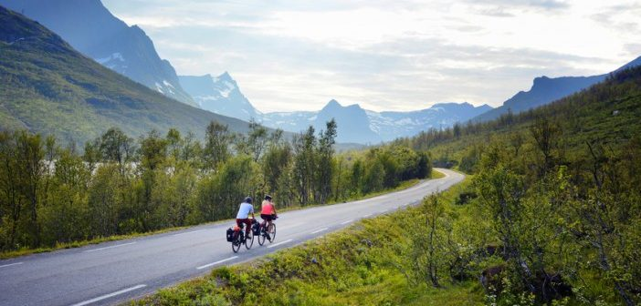scandinavia by bike