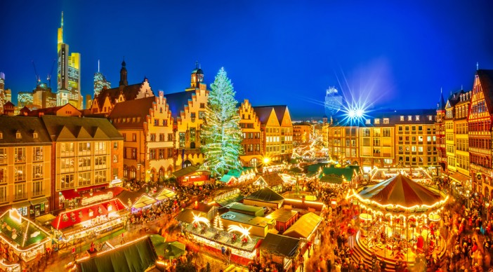 Infographic The Best Christmas Markets From Around The