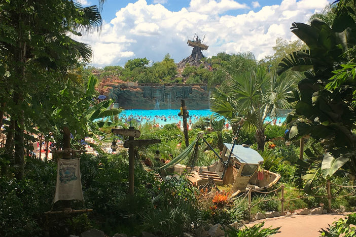 typhoon lagoon and blizzar beach