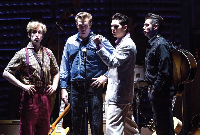 norwegian escape million dollar quartet