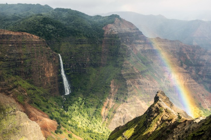 Island Guide: Kauai – The Lush Green Spine of Hawaii