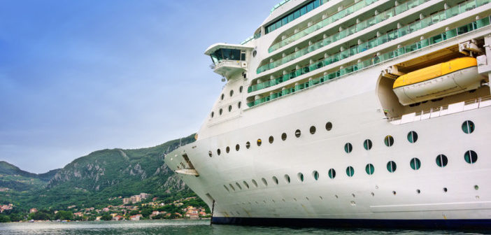 cruise ship port