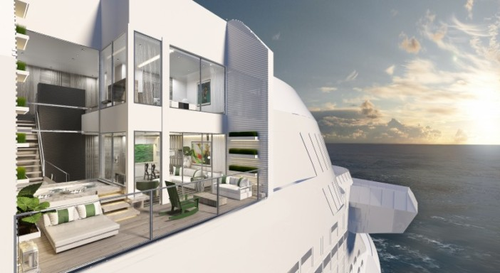 Celebrity Cruise Line Reimagine Cruising with the Innovative New Celebrity Edge
