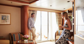 Cabin - Princess Cruises
