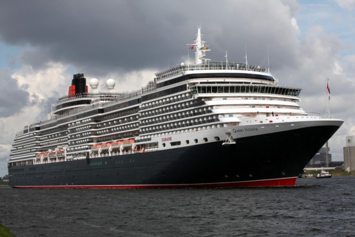 Queen Victoria Enters Drydock for Amazing £34m Refurb