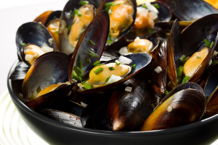 french seafood moules marinieres