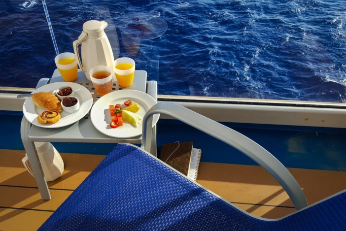 Cruise on-board refreshments