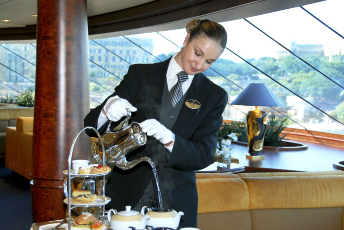 Inside Cruise Ships' Exclusive Private Clubs