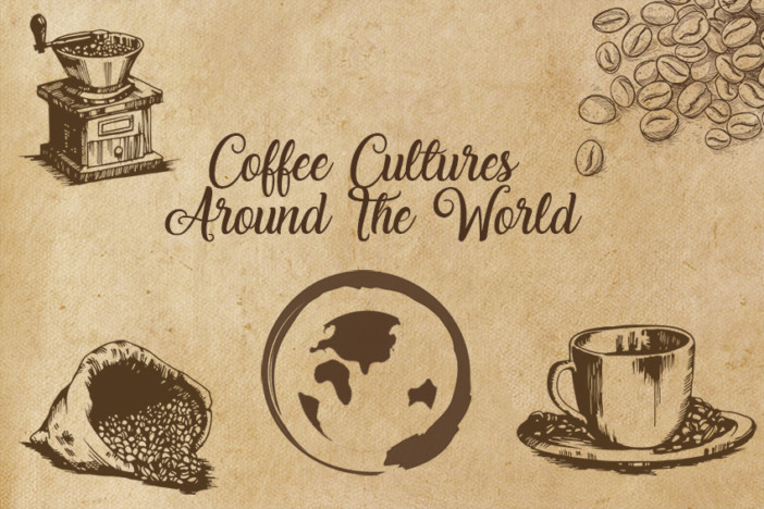 Coffee cultures around the world