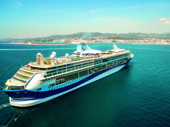 Thomson Cruises Rebrands as Marella Cruises