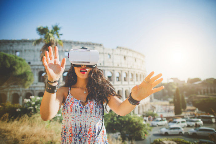 Virtual reality shore excursion   Cruise Trends of 2018   Cruise1st UK