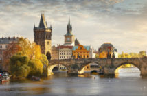architecture rivers of europe