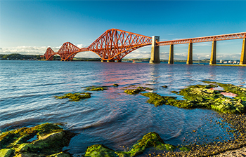 Edinburgh Rosyth Cruise Bridge Cruises from the UK 2019