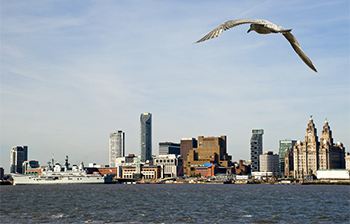 Liverpool UK Cruise Downtown Skyline Cruises from the UK 2019