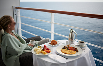 security and comfort thanks to cruise packages