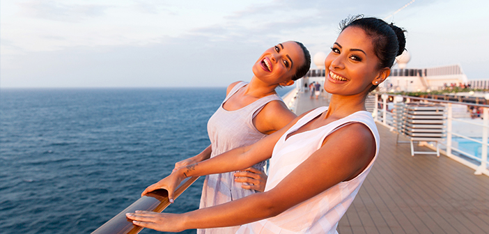 How old is the average cruise passenger?