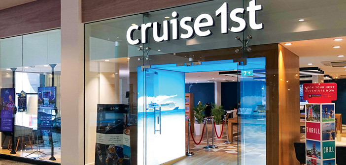 Cruise1st hosts P&O event!