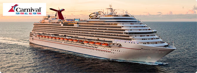 Carnival Cruises Dream Class Cruise Ships Cruisestcouk - Carnival cruise ship classes