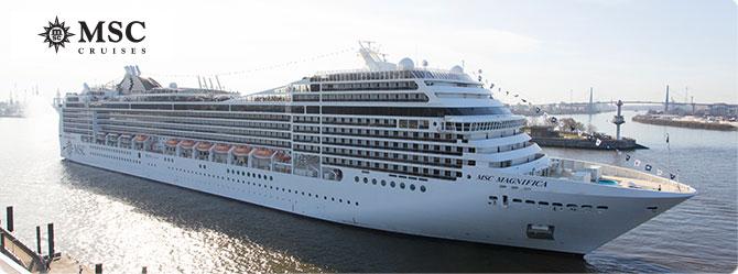 Discover Msc Magnifica Cruise Deals