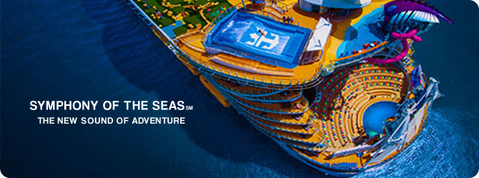 Symphony Of The Seas Cruise Ship 2019 2020 Itineraries