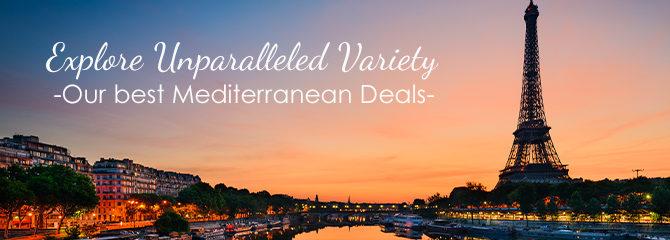All Inclusive Mediterranean Cruise Deals 2019/2020 | Cruise1st