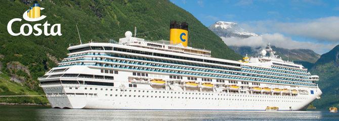 Costa Fortuna Cruise Deals