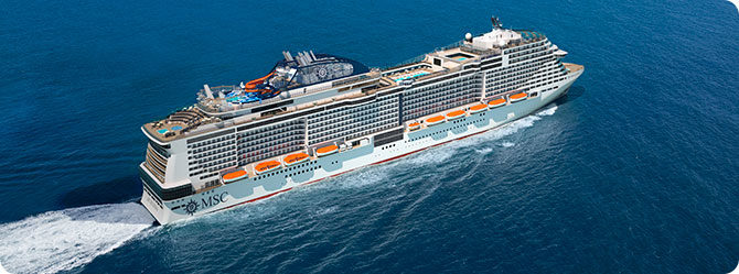 Discover Great MSC Grandiosa Cruise Deals | Cruise1st