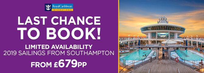 Cruises from Southampton 2019 & 2020   Cruise1st