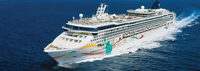 Discover Norwegian Dawn Cruise Deals